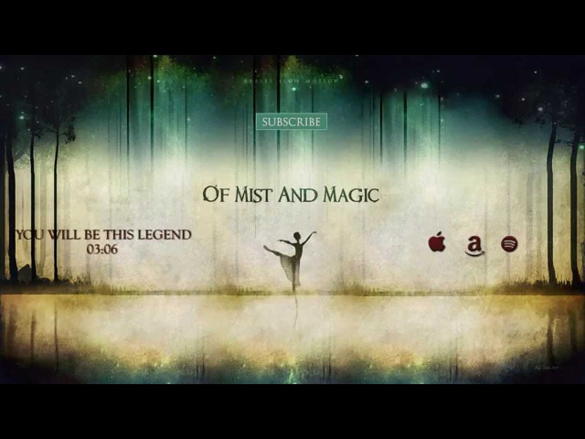 Really Slow Motion You Will Be This Legend Of Mist and Magic
