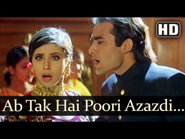 Ab Tak Hai Puri (HD) - Kudrat Songs - Akshaye Khanna - Urmila Matondkar - Abhijeet Bhattacharya
