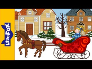 Jingle Bells and More Christmas Carols | Christmas Songs | Holidays | By Little Fox
