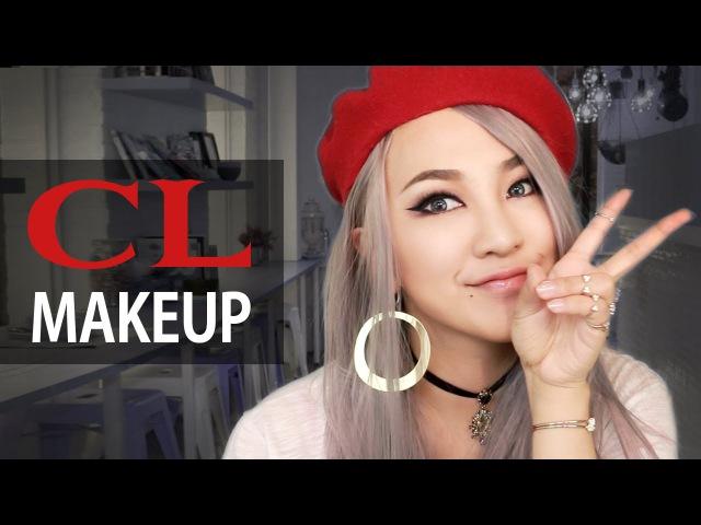 CL inspired makeup tut SSIN