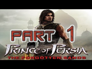 Prince of Persia: The Forgotten Sands - Part 1 (Xbox 360) 1080p