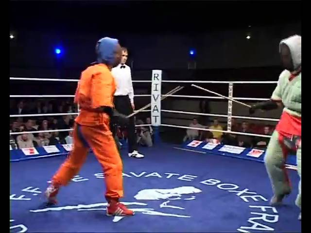 Canne de Combat et Bâton 2003 - SAVATE (САВАТ)