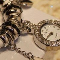 Новинка! Часы-браслет от Пандоры!