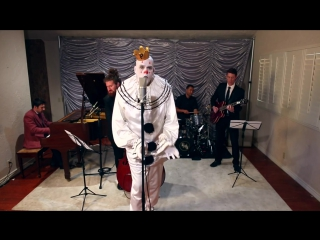 Viva La Vida - Sad Clown Style Coldplay Cover ft. Puddles Pity Party