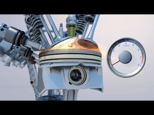 Hyundai's New Theta Engine with GDI Gasoline Direct Injection Technology