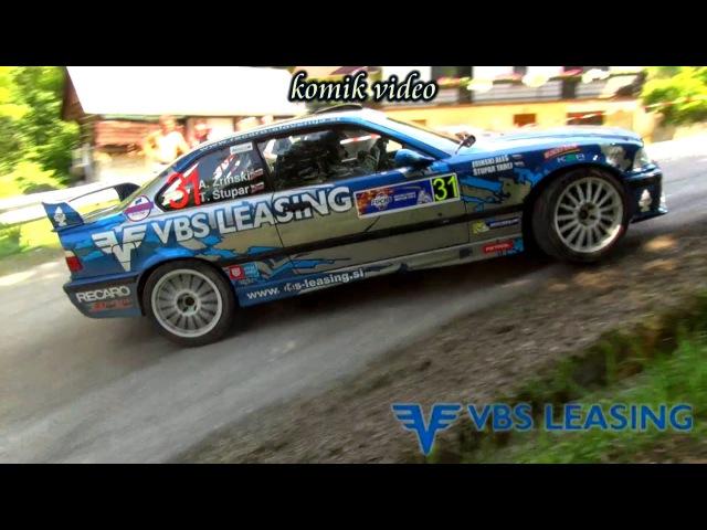 Fuchs Saturnus rally Velenje 2015