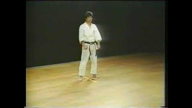 Heian Sandan Shotokan Karate