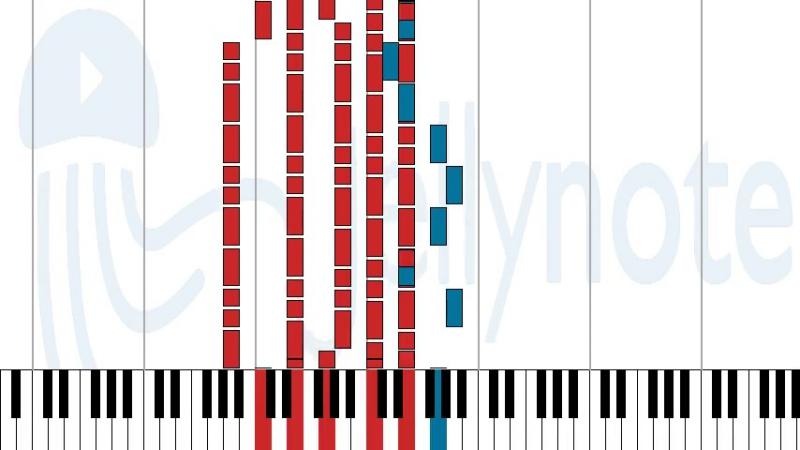 ноты Sheet Music - Varjoista Istrumental - Viikate
