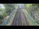 {ICTT} SS8 0192 hauling Z815 through train passing Fanling North