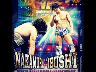 #WK9FinalWord: Matt Striker looks at the IWGP Inter. Championship Shinsuke Nakamura v  Kota Ibushi