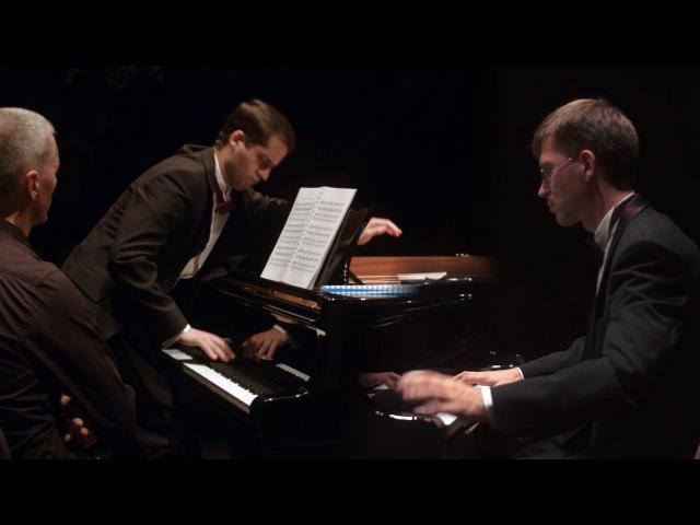 Stravinsky The Rite of Spring complete . 2 piano arr. by V. Gryaznov