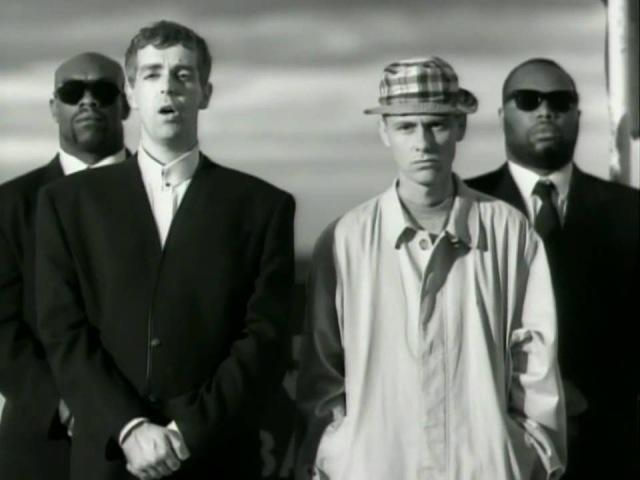 Pet Shop Boys So Hard