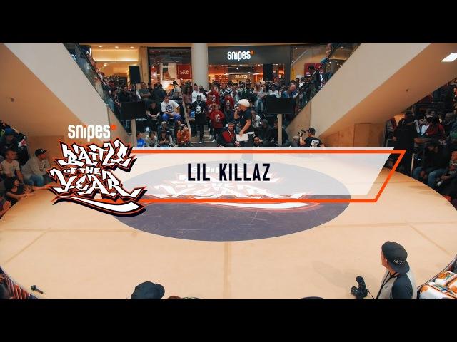 Lil Killaz | Kids Show | BOTY 2016 [BOTYTV]