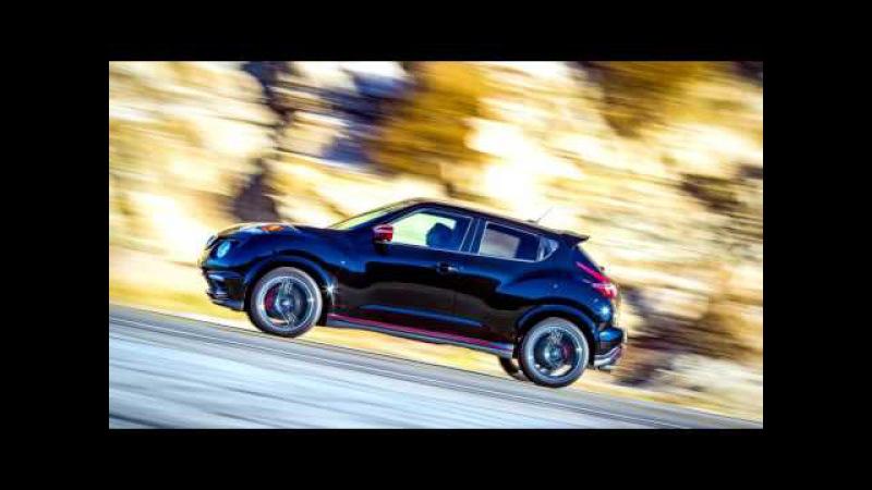 Nissan Juke Nismo RS North America YF15 2014