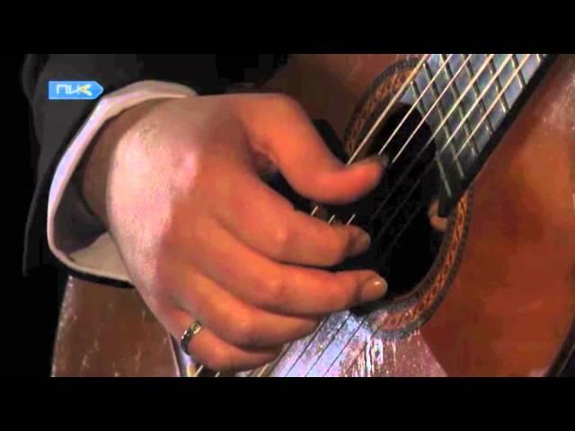 Giya Kancheli - Miniaturen: Kin-Dza-Dza. Guitar: Tariel suari.
