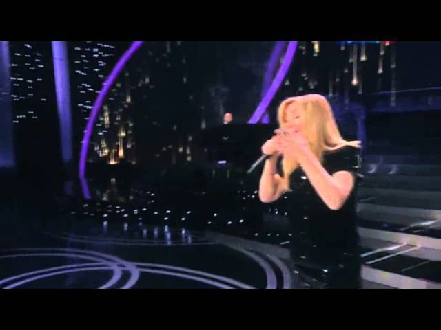 Lara Fabian Angels Pass Away Live Kremlin Palace 2014