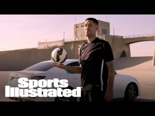 SPONSORED   Over The Top Into The Top With Clint Dempsey And Lexus