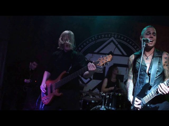 Rave The Reqviem – Is Apollo Still Alive, Schizophrenia In Reverse (live in Kiev 26.10.2016)