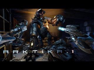 Arktika.1 - Announcement Trailer | Oculus Touch VR