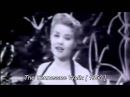PATTI PAGE - The Tennessee Waltz [ 1950 Video ]