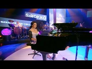 Sirocco - Szentpéteri Csilla & Band ( Scirocco) Composed by Csilla Szentpeteri - concertpianist