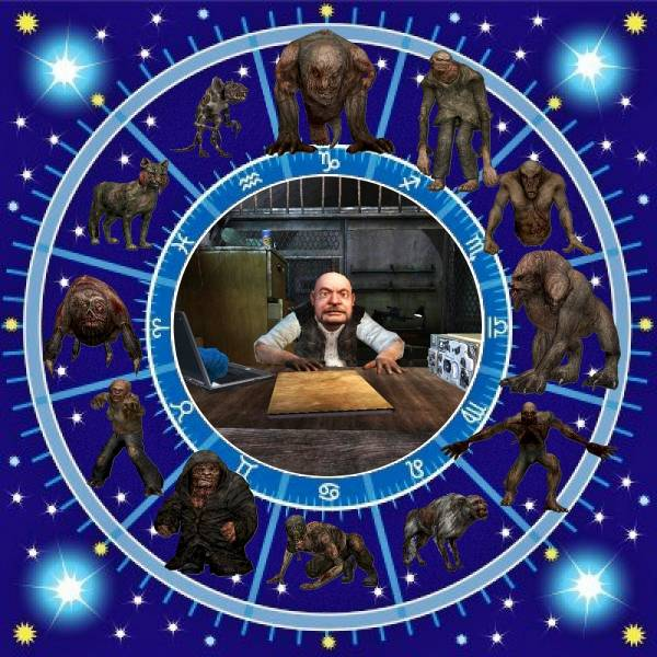 картинки сталкер знаки зодиака
