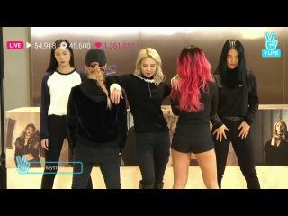 "Hyoyeon - ""Mystery"" Dance Practice Video"