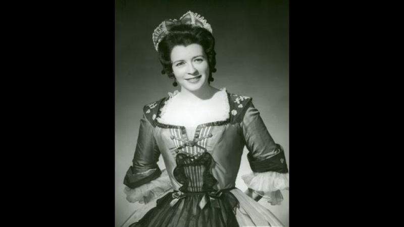 Judith Raskin sings Marriage of Figaro excerpts