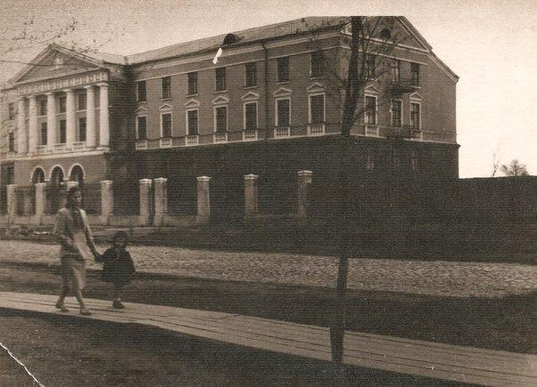 старые фото сокола вологодской ещё