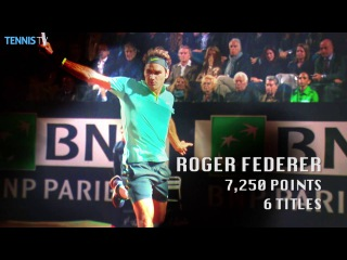 Elite Eight Set For Barclays ATP World Tour Finals