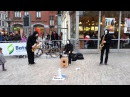 BLOW sax dance trio - Korenmarkt Gent