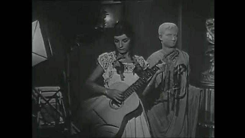 Marie Laforêt - La Petenera (1960) Première interprétation inédit!