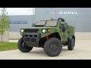 TARDEC Ultra Light Vehicle ULV Research Prototype Advanced Testing Phase 1080p