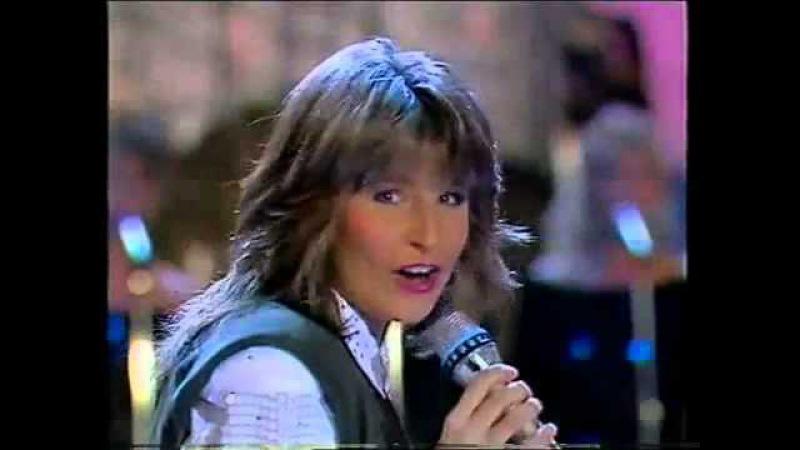 08 SWEDEN Fångad av en stormvind Carola Eurovision 1991 Final