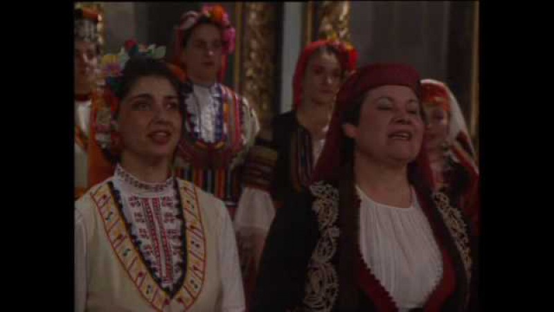 The Bulgarian Voices Angelite - Dragana I Slavei