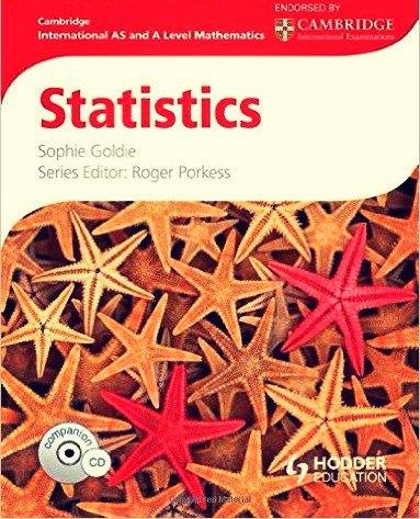 Statistics (International As - a Level Mathematics)