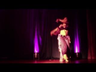 Djamila - vintage american cabaret - bauchtanz - bellydance