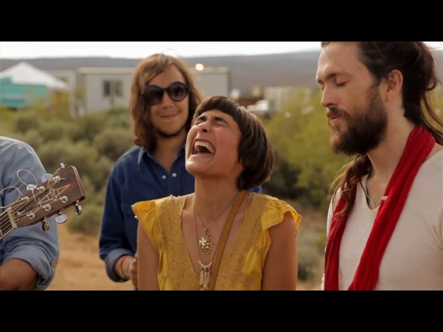 Edward Sharpe The Magnetic Zeros Home LIVE Road Trippin' with Ice Cream Man