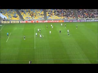 Lindo Voleio de Fred - Fluminense 1 x 0 Cruzeiro (09/07/15)