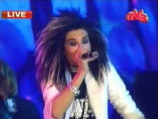 Tokio Hotel в России.Премия Муз ТВ 2007