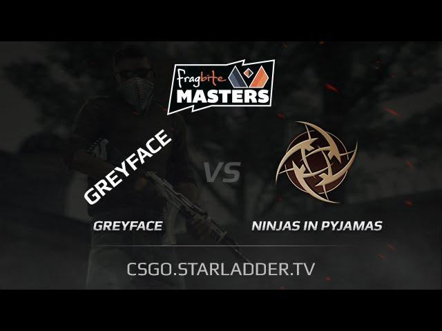 NiP vs. GreyFace @ de_dust2