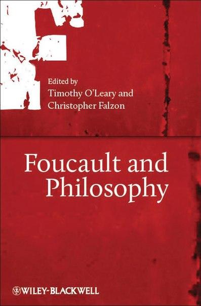 Foucault and Philosophy