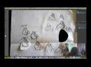 Animation Tutorial Avoiding Over Animating a Scene Aaron's Art Tips 8