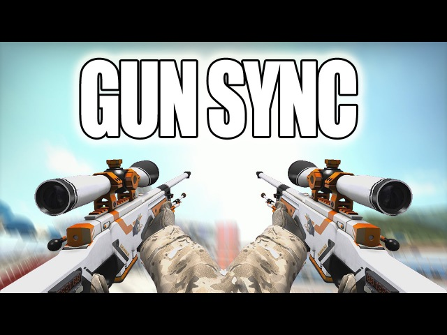 [CSGO] GUN SYNC | Welcome To The Club