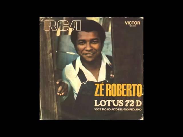 Zé Roberto - Lotus 72D (1973)