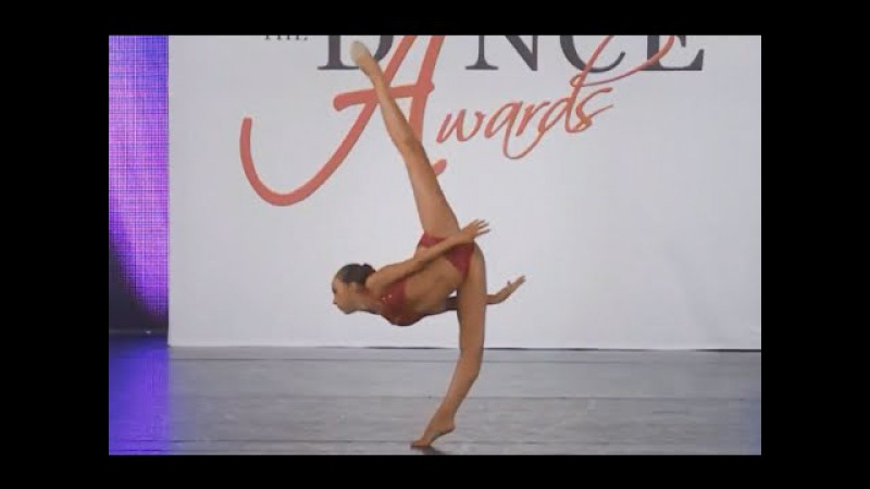 Sophia Lucia-- Seul Au Monde | Performance as Junior Female Best Dancer