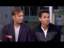 The Jacksons: Next Generation stars TJ, Taj and Taryll on Growing Up Famous
