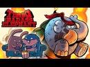 Tembo the Badass Elephant Арахисовый спецназ с Леммингом и Банзайцем