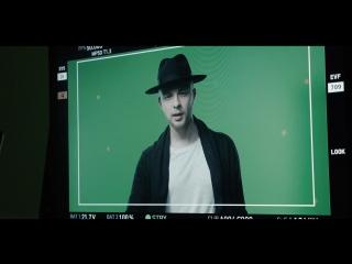 "Backstage со съемок видео Егора Крида ""You're my Galaxy"""