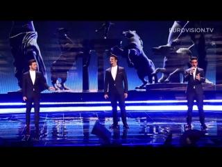 Il volo grande amore (italy) live at eurovision 2015 grand final